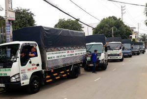 Taxi tải Sài Gòn Xanh